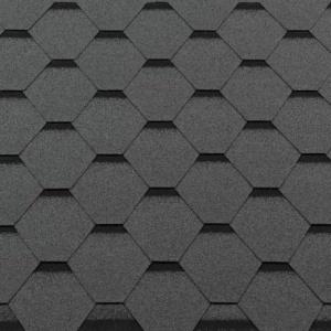 Черепица гибкая RoofShield ПРЕМИУМ Стандарт серый